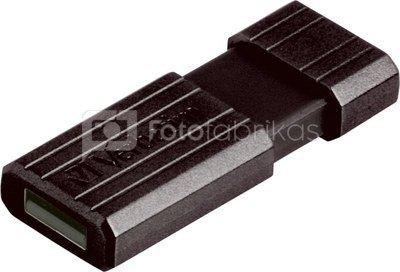 Verbatim Store n Go Pinstripe USB 2.0 / black 128GB