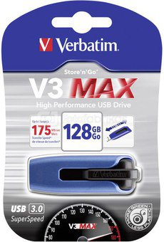 Verbatim Store n Go V3 MAX 128GB USB 3.0