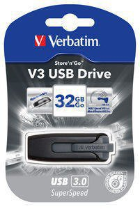 Verbatim Store n Go V3 32GB USB 3.0 grey