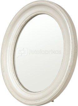 Vintage MDF frame mirror