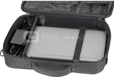 "Vivanco laptop bag Advanced 15.6"", black (36984)"