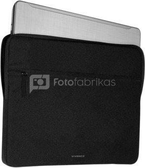 "Vivanco laptop bag Paul 13-14"", black"