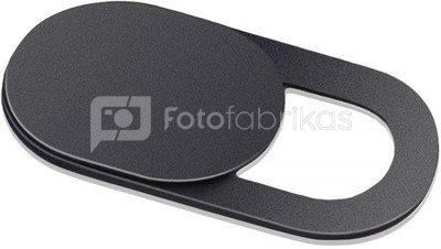 Vivanco webcam cover, black (39639)