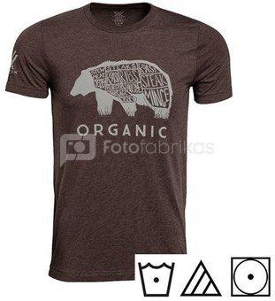 Vortex Organic Bear T-shirt Size L