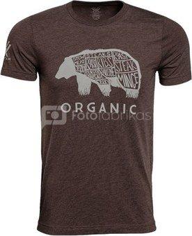 Vortex Organic Bear T-shirt Size XXL