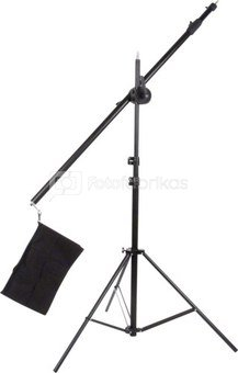 walimex Boom Tripod with Counterweight, 120-220cm