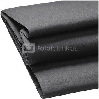 Walimex Cloth fonas 2,85x6m, Juodas