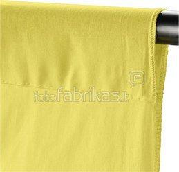 walimex Cloth Background 2,85x6m cyber yellow