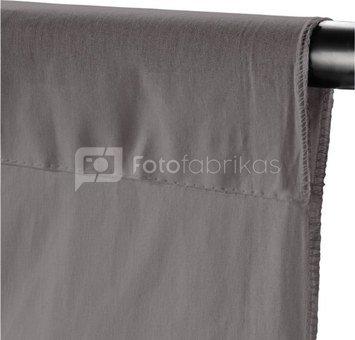 walimex Cloth Background 2,85x6m greybrown 426U