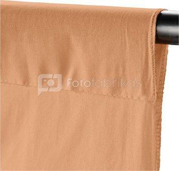 walimex Cloth Background 2,85x6m lachs/orange