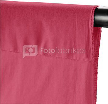 walimex Cloth Background 2,85x6m light red