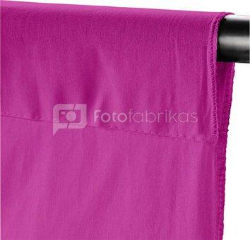 walimex Cloth Background 2,85x6m magenta 226U