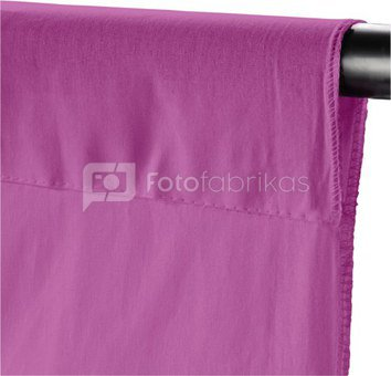 walimex Cloth Background 2,85x6m phlox pink