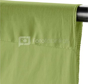 walimex Cloth Background 2,85x6m piquant green 377U