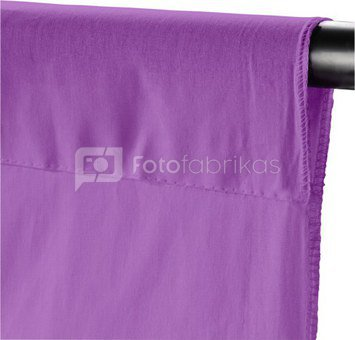 walimex Cloth Background 2,85x6m rose violett