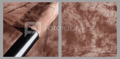 walimex Cloth Background 2,8x5,8m batik-brown