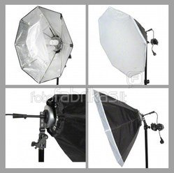 walimex Daylight 360 with Octagon Softbox, 80cm