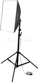 walimex Daylight-Set 250 + Softbox, 40x60cm