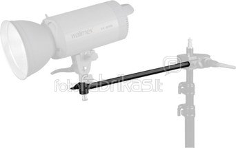 walimex Extension Arm with Spigot 1/4 Inch + 3/8 Inch