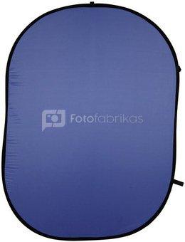 walimex Foldable Background blue 150x200cm