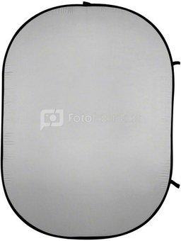 Walimex Foldable fonas pilkas, 150x200cm