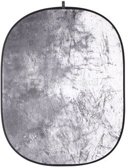 walimex Foldable Background snow batik, 146x200cm