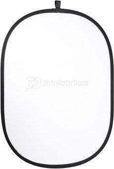 walimex Foldable Background white, 140x195cm