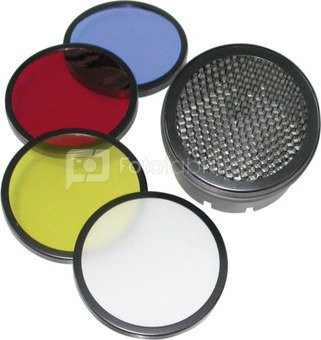 walimex Honeycomb & Color Filter Set M & MR Series