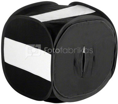 walimex Pop-Up Light Cube 40x40x40cm BLACK