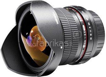 walimex pro 3,5/8 Fish-Eye II Canon EF-S