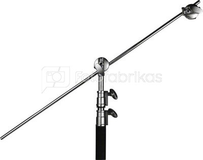 walimex pro Boom with 2 Screw Clamps, 100cm