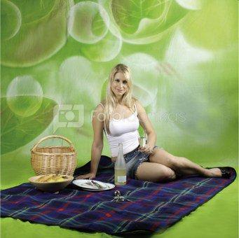 walimex pro Cloth Background Fresh, 3x6m