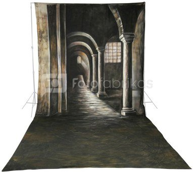 walimex pro Cloth Background Gothic, 3x6m