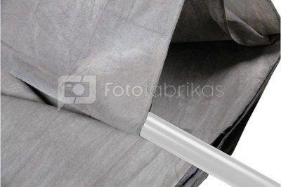 walimex pro Cloth Background Silk, 3x6m