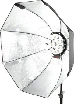 walimex pro Daylight 1260 with Softbox, 80cm