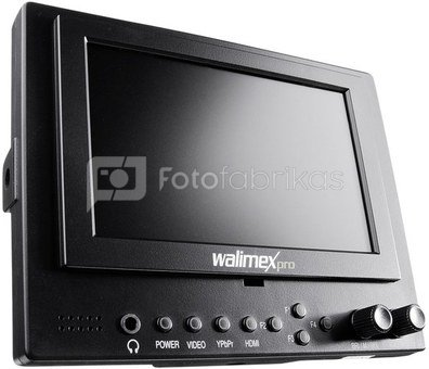 walimex pro LCD Monitor Cineast I 12,7cm (5 ) Full HD