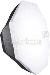 walimex pro LED Octagon Beauty-Leuchte + Softbox