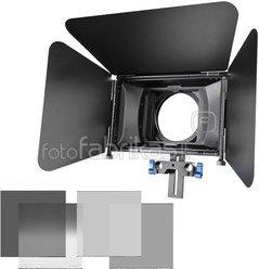 walimex pro Matte Box Director I Kit + Neutral Density