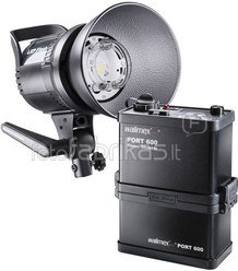 walimex pro Power Shooter 600 Set in Suitcase