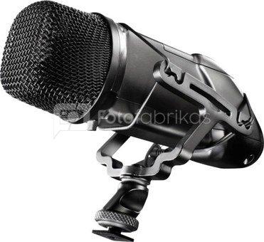 Walimex pro Stereo mikrofonas DSLR fotoaparatams