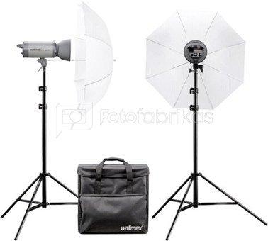 Walimex pro Studioset VC-300/300 + Studiobag