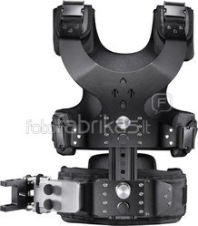 walimex pro Vest StabyBalance 2 spring arms included