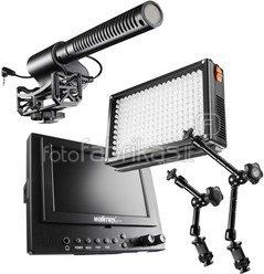 walimex pro Video Accessory Set Semi-Pro