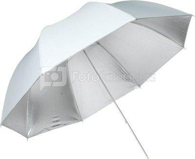 walimex Reflex Umbrella silver 123cm