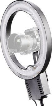 Walimex Ring Light 40W + Camera Bracket
