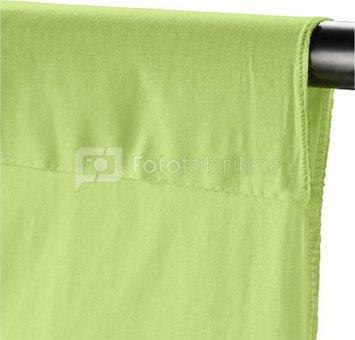 walimex Stoffhintergrund 2,85x6m hellgrün