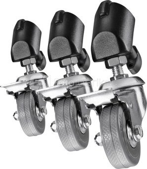 walimex Tripod Wheels Pro set of 3