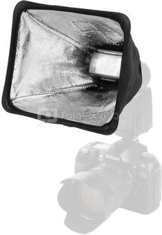 walimex Universal Softbox 15x20 cm for Compact Flashes