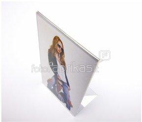 Walther Acryl Portrait 9x13 Acrylglas Hochformat ASH9013