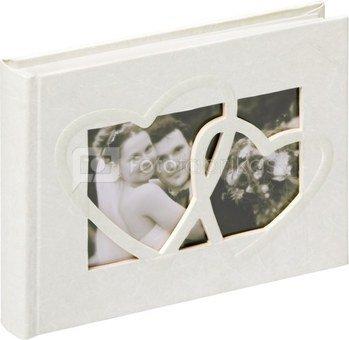 Albumas 22x16/40 psl. vestuvinis Walther Sweet Heart FA123